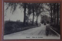 CPA VIERSET Modave Drève De Suroiseux - Modave