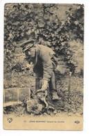 JEAN SERPENT  (cpa 63)   Faisant Sa Récolte  -  L 1 - Auvergne Types D'Auvergne
