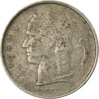 Monnaie, Belgique, Franc, 1952, B+, Copper-nickel, KM:143.1 - 1951-1993: Baudouin I
