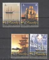 L134 PITCAIRN ISLANDS SHIPS & BOATS BOUNTY 1SET !!! MICHEL 12 EURO !!! MNH - Barcos