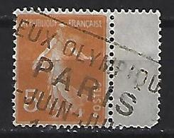 France 1921-22  Semeuse (o) Yvert 158 - 1906-38 Sower - Cameo