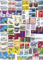 Lot De Timbres Neufs France Lot Sous Faciale 3F X 100 Surtaxes Non Comptées - Collections