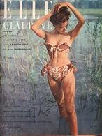 Revue Mode - Elle Claudine N°141 (3 Août 1948) Accomodez Les Foulards - Princesse Margaret - 1900 - 1949
