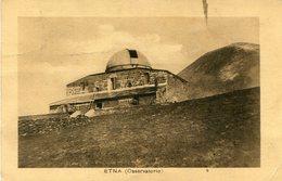 OBSERVATOIRE(ETNA) - Astronomie