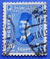 EGYPT 20 Mills 1936 KING FOUAD I - USED - Egypt