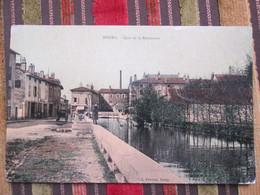 Bourg . Quai De La Reyssouze . Carte Toilee - Autres