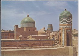XIVA KHIVA CHIWA  THE PAKHLAVAN MAKMUD MAUSOLEUM  USED - Uzbekistan