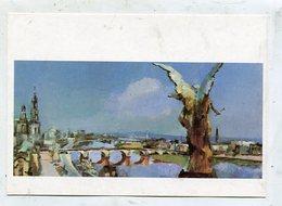 ART / PAINTING - AK 335575 Siegfried Klotz - Dresden - Peintures & Tableaux