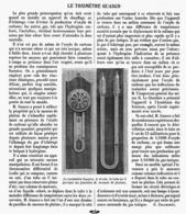 LE TOXIMETRE GUASCO  1913 - Other
