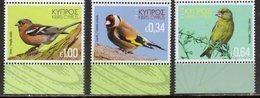 CYPRUS, 2018, MNH, BIRDS, 3v - Birds