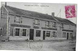 MOURMELON LE PETIT  ANCIENNE PLACE  CAFE  EPICERIE  SALLE DE BAL     DEPT 51 - France