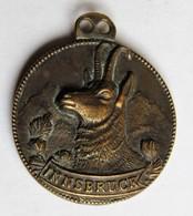 Belle Médaille Innsbruck Tirol Tyrol Chamois - Altri