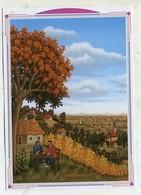 ART / PAINTING - AK 335590 Milan Generalic - Brotzeit Im Weinberg - Peintures & Tableaux
