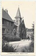 UCCLE-UKKEL - Fort-Jaco - Eglise Ste-Anne - N'a Pas Circulé - Ukkel - Uccle