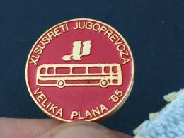 Z 211 - JUGOPREVOZ VELIKA PLANA, SERBIA, AUTOBUS, BUS TRANSPORT - Trasporti