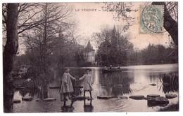 2822 - Le Vésinet ( 78 ) - Lac Intérieur ( Passage ) - A.Després édit. - - Le Vésinet