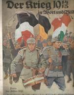 Revue Allemande Der Krieg 1914-15-neuve Chapelle-11-03-1915 - Magazines & Papers