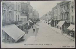 Romilly Sur Seine (Aube) - Carte Postale Précurseur - La Rue De La Boule D'Or - Animée - Non-Circulée - Romilly-sur-Seine