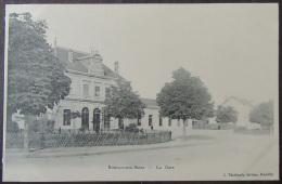 Romilly Sur Seine (Aube) - Carte Postale Précurseur - La Gare - Non-Circulée - Romilly-sur-Seine