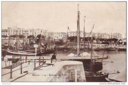 D17  ROYAN  Entrée Du Port  ..... - Royan