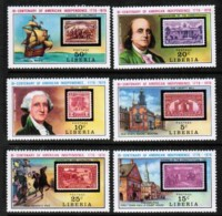LIBERIA  Scott # 703-8** VF MINT NH (Stamp Scan # 421) - Liberia