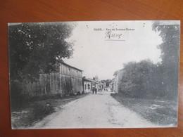 Hans . Rue De Somme Bionne - Autres Communes