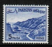 PAKISTAN  Scott # 132a** VF MINT NH (Stamp Scan # 421) - Pakistan