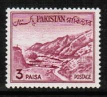 PAKISTAN  Scott # 131** VF MINT NH (Stamp Scan # 421) - Pakistan