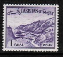 PAKISTAN  Scott # 129** VF MINT NH (Stamp Scan # 421) - Pakistan