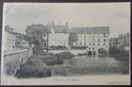 Anglure (Marne) - Carte Postale Précurseur - Le Moulin - Non-Circulée - Anglure