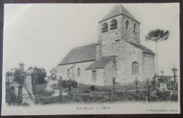 Saint Hilaire Sous Romilly (Aube) - Carte Postale Précurseur - L'Eglise - Non-Circulée - France