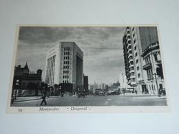"""URUGUAY - Montevideo """" DIAGONAL + HOTEL CARRASCO """" ENSEMBLE DE 2 CARTES - Asie (AC) - Uruguay"""