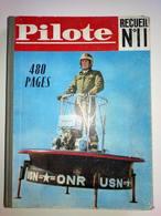Album Reliure PILOTE N° 11.133.134.135.136.137.138.139.140.141.142  ASTERIX  De 1962 - Unclassified
