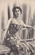 SEXY ARTISTE : LA CAVALIERI - FORERUNNER / PRÉCURSEUR - CARTE ÉDITÉE En ROUMANIE / PRINTED In ROMANIA ~ 1900 (aa074) - Künstler