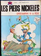 Les Pieds Nickelés N° 39 - Les Pieds Nickelés Superchampions De La Pêche . - Pieds Nickelés, Les