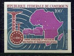 Rep. Cameroun  ** PA ND  N° 101 - Union Des Postes Et Télécom. - Cameroon (1960-...)