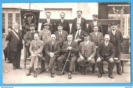 91- ANGERVILLE / ESSONNE / CARTE PHOTO De La SOCIÉTÉ MUSICALE VERS 1920 BON ÉTAT / MAGNIFIQUE - Angerville
