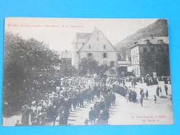 68 ) Thann - N° 11593 - Procession De La Fete-dieu - Année  - EDIT - Weick - Thann