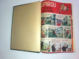 SPIROU Superbe Album 59-60-61 Reliure 1956-19557 N° 960.961.962.963.964.965.966.967.968.969.970.971.972.973.974. à 1000 - Spirou Et Fantasio