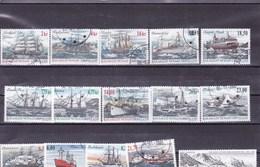 GROENLAND : Y&T : Lot De 15 Timbres Oblitérés - Groenland