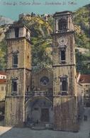 Kotor - Crkva Sv Trifuna - Montenegro
