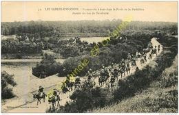 85.  LES SABLES D'OLONNE . Promenade à ânes Dans La Forêt De La Rudelière. Autour Du Lac De Tanchette . - Sables D'Olonne