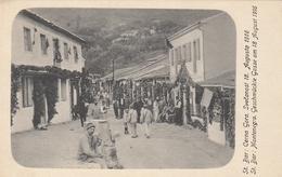 Bar - Svecanost 18 Augusta 1916 - Montenegro