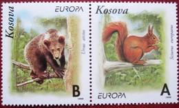 Kosovo   1999 Europa - CEPT   2v  MNH - Europa-CEPT