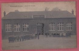 80 - WOINCOURT----Ecole Des Garçons----animé---pas Courante- - Other Municipalities