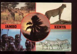 B7361 KENYA - JAMBO - TYPICAL KENYA SCENES - Kenia