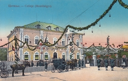 Cetinje - Montenegro