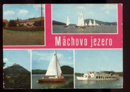 B7389 CZECH REPUBLIC - MÁCHOVO JEZERO - Repubblica Ceca