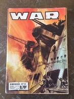 WAR N° 10 - IMPERIA - FEVRIER 1971 - BON ETAT - Small Size