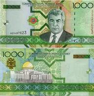TURKMENISTAN       1000 Manat       P-20       2005       UNC - Turkménistan